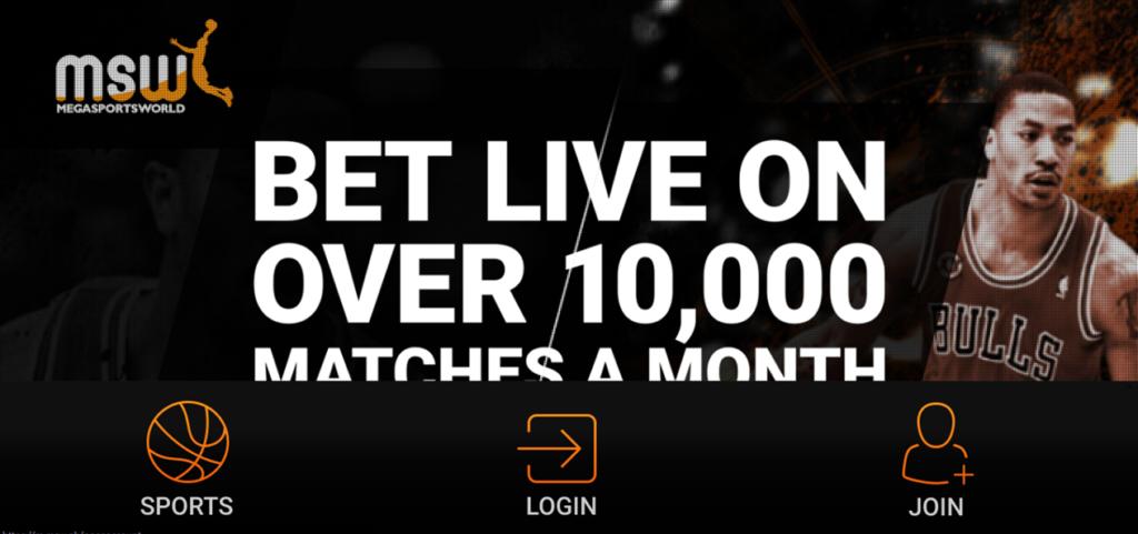 Mega sports world betting philippines