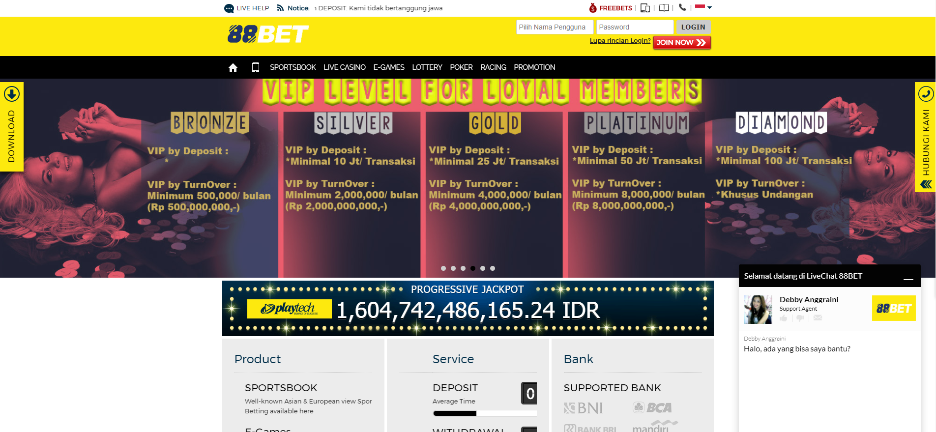 88betz Online Casino: A Quick Review