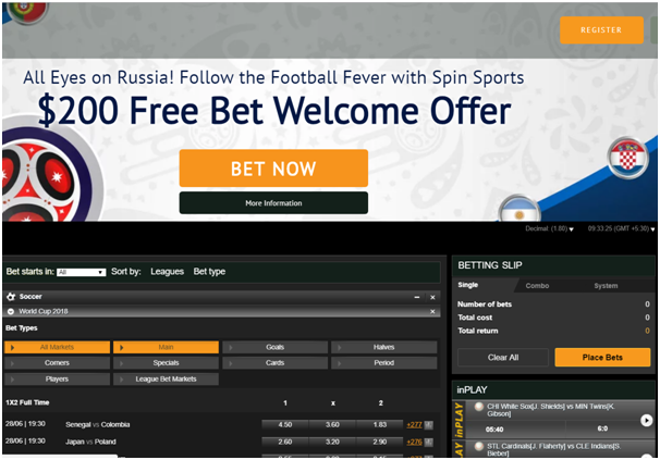 Exclusive $200 free bet for Filipinos