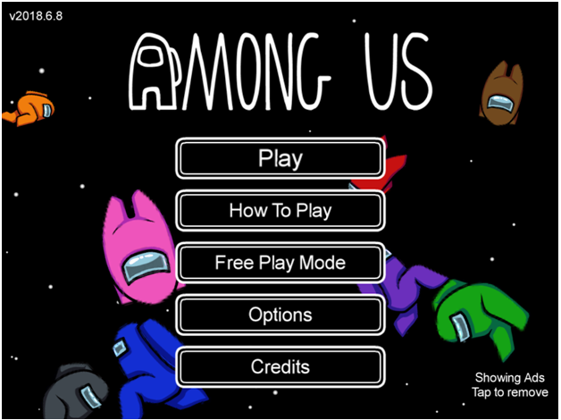 Among Us The Game App