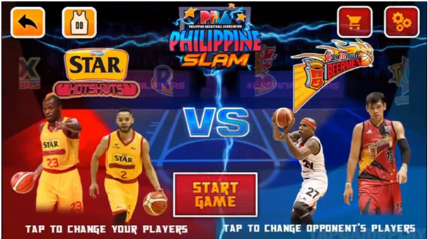 Philippine Slam- Game app