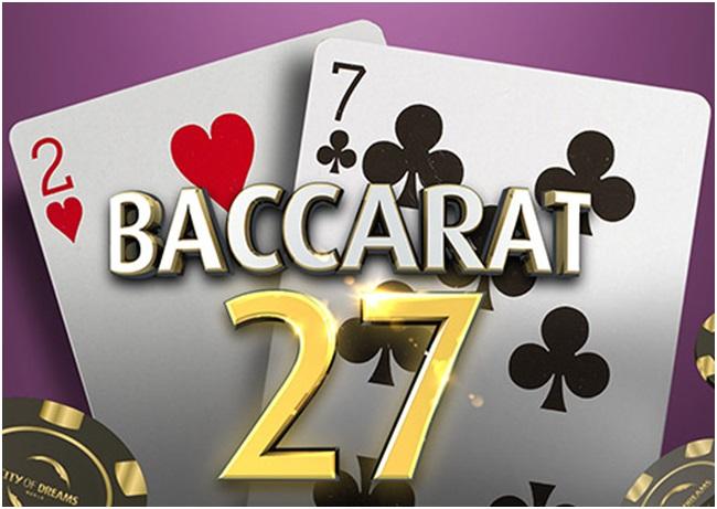 Baccarat 27