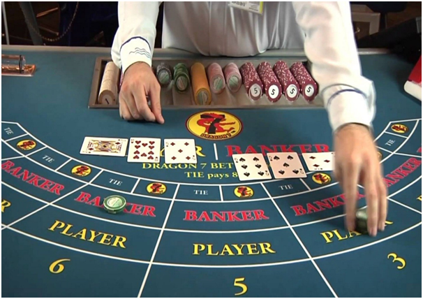 Baccarat Play And Win Manila