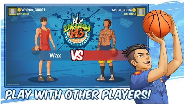 Barangay Basketball game app