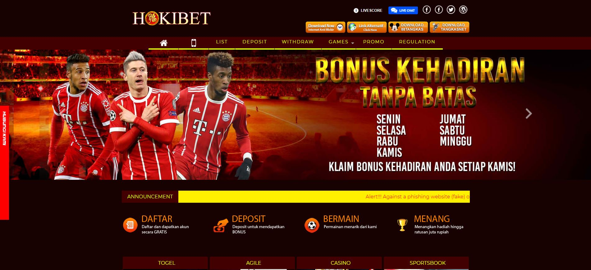 Hokibet Online Betting Website: A Quick Review