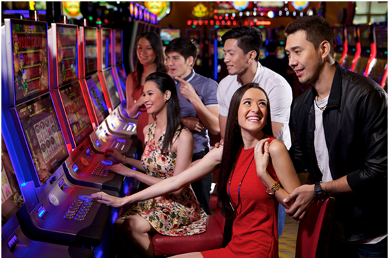 slot and table games to play at Casino Filipino