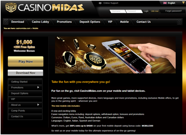 Casino Midas - Play and Win Manila