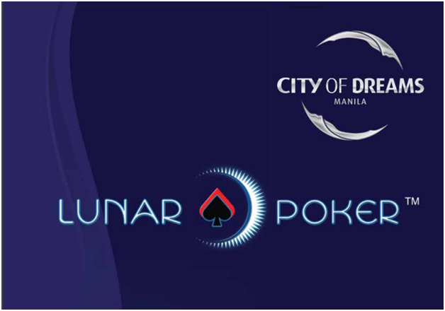 City of dreams Manila- Lunar poker