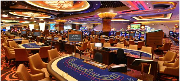 City of dreams casino Manila