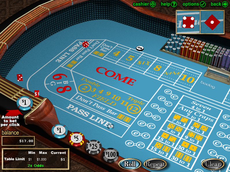 How To Win At Craps In A Casino