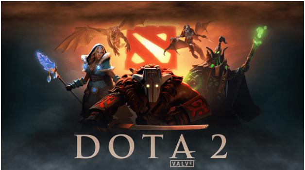 Dota 2 game app