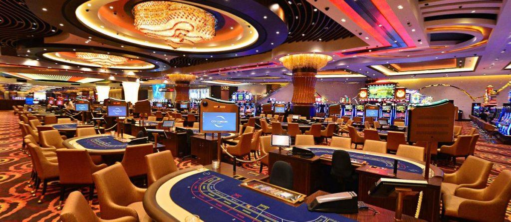 City of Dreams Casino Floor