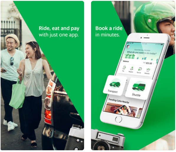 Grab Pay App Philippines