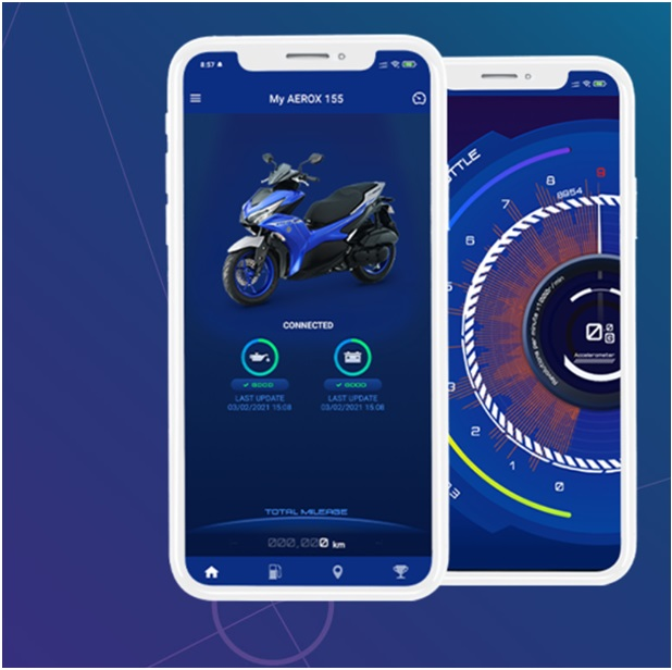 How To Connect Y Connect App To Your Motorcycle