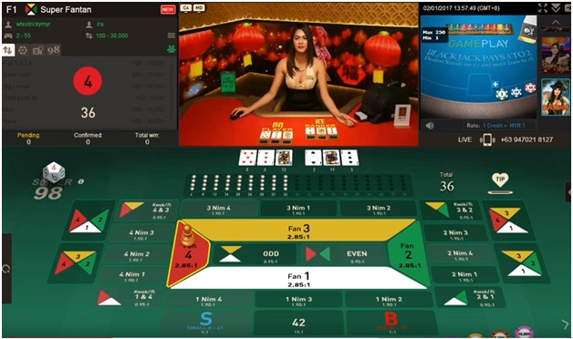 How to play Fan Tan at online casinos?