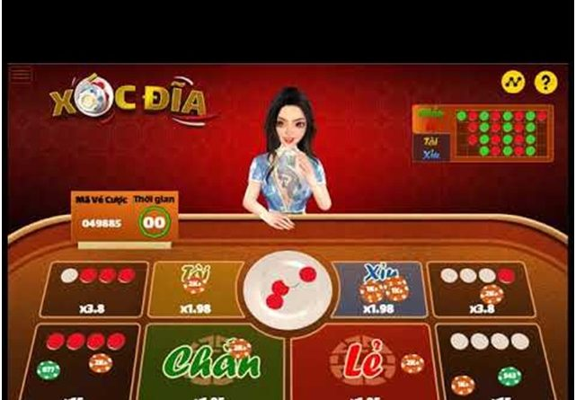 How to play Xoc Dia online in the Philippines?