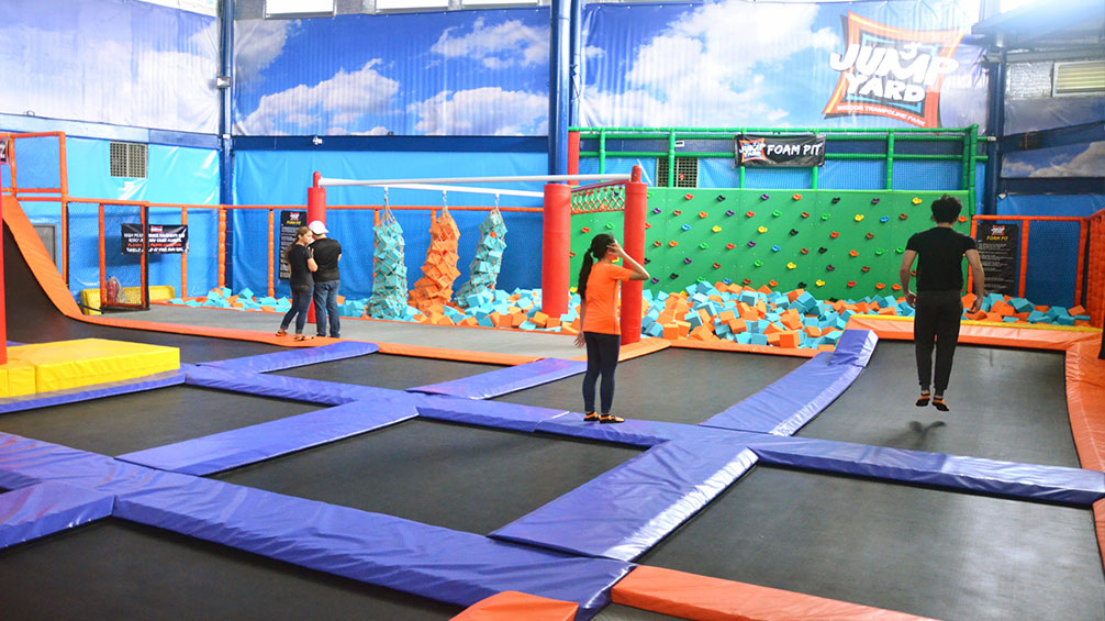 Jumpyard Inside