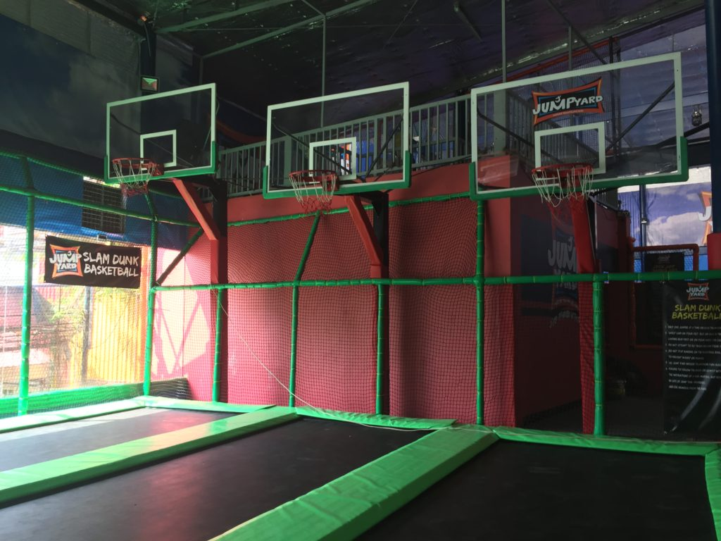 Jumpyard Slam Dunk