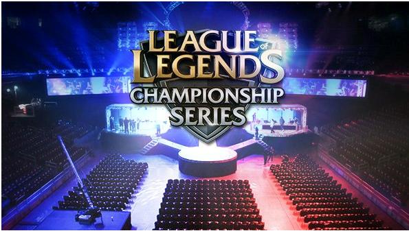 League of Legends app