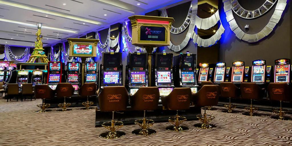 Midas Hotel and Casino Floor