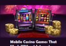 Mobile casino games offline