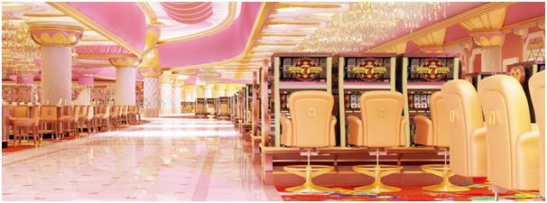 Okada Casino Slot games