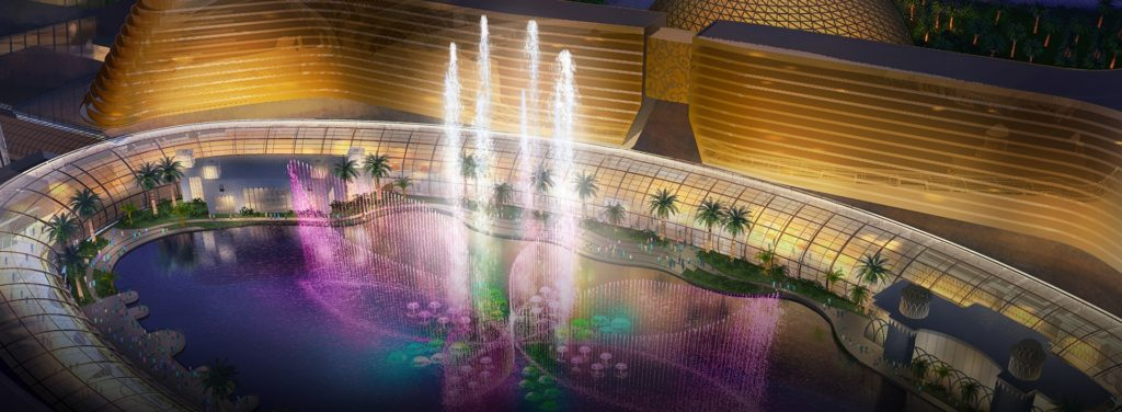 Okada Fountain