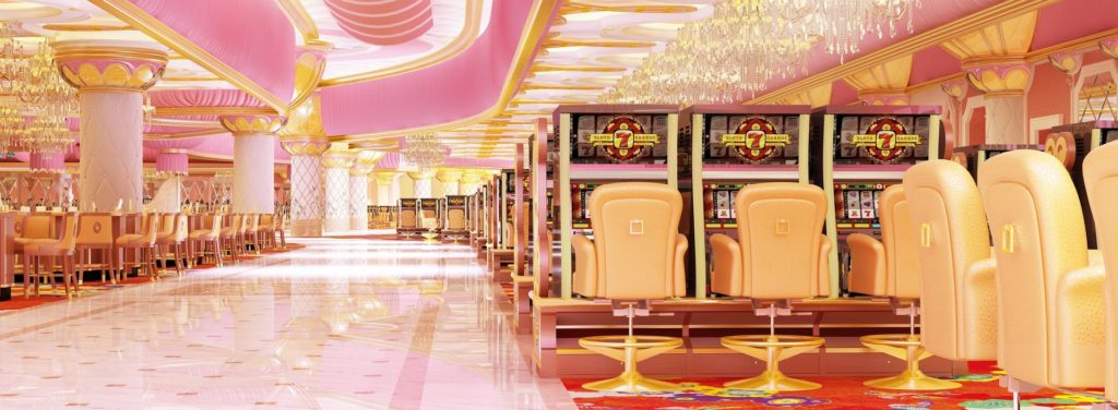 Okada Slot Machines