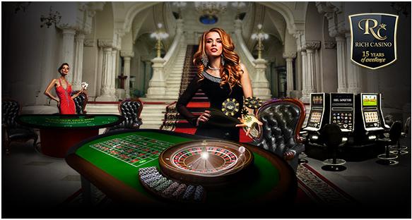 Rich Casino Live