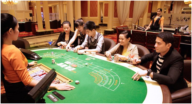 Rules to play Baccarat