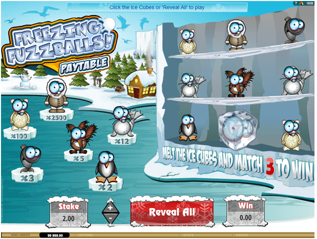 Scratch card games at spin casino