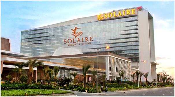 Solaire casino Manila