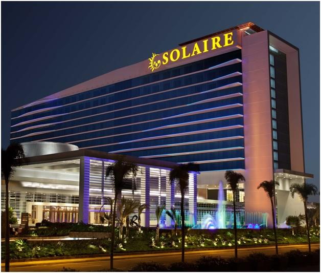 Solaire casino Philippines