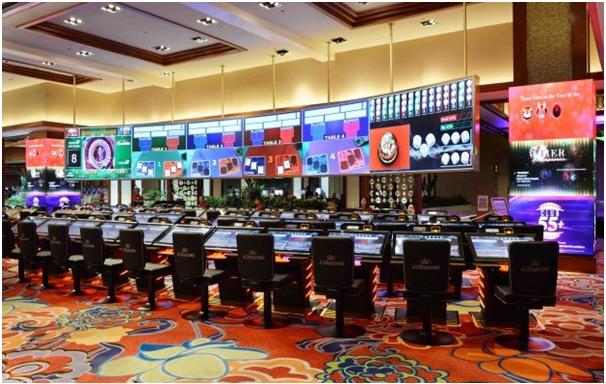 Solaire Casino- Slot Machines