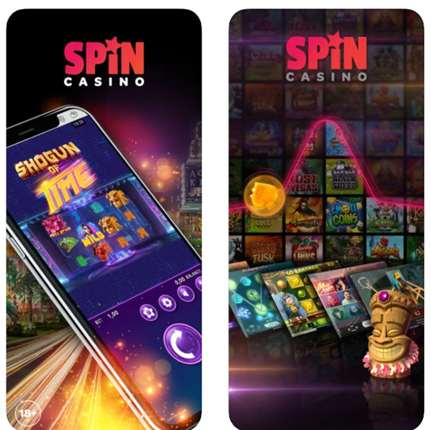 Spin Casino free spins