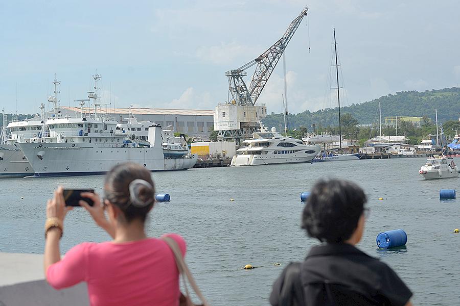 Subic Bay Yacht Club philippines