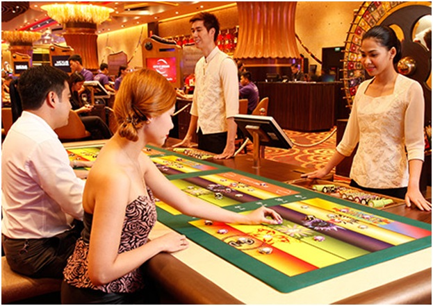 The Money Wheel Games to play at Philippines Casinos