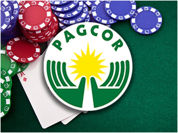 Online casino with PESO