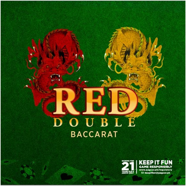 Three Popular Baccarat Games Found at Philippine Casinos To Play And Win- Red Double Baccarat