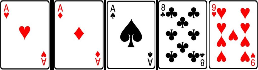 Poker Trio