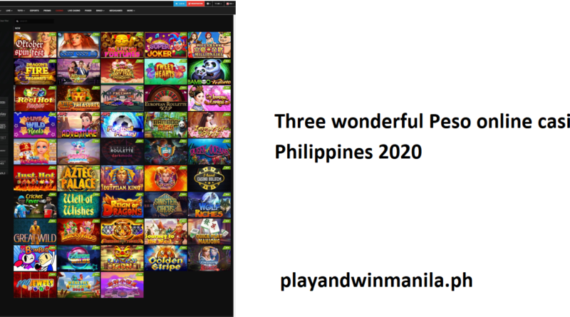 Three-wonderful-peso-online-casinos