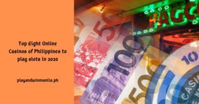 Top Eight Online Casinos of Philippines to play slots in 2020