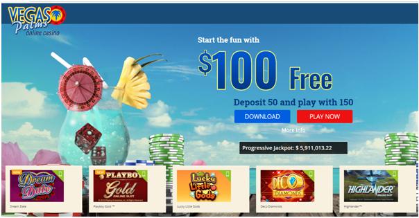 Vegas Palms PESO Casino for Philippine punters