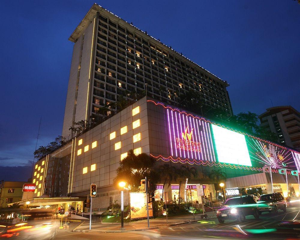 Waterfront Manila Pavilion Exterior