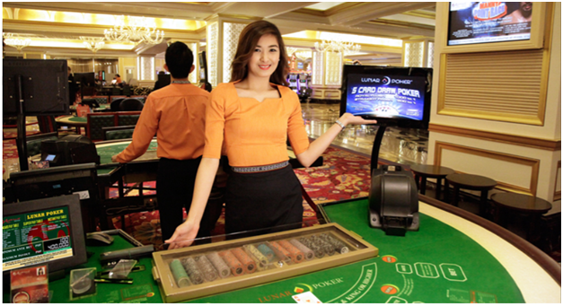 Where to play lunar poker in Philippines- Resorts Manila