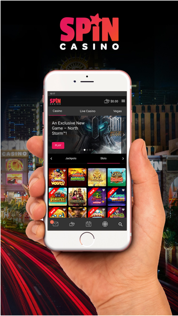 Why Is Spin Casino The Best Mobile Casino In Philippines