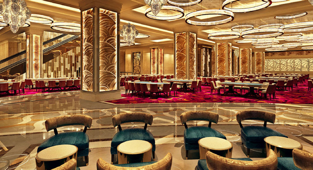 Winford Casino Floor