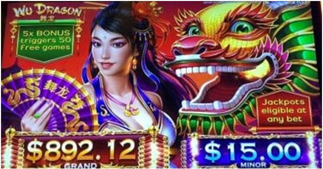 Wu Dragon Slot Machine